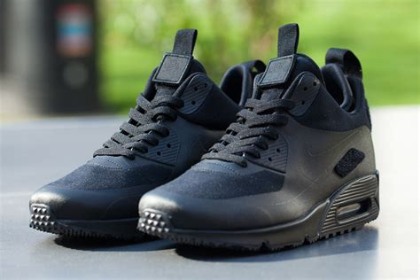 air max 90 sneaker boot nike air max 90 sneakerboot sp patch in details