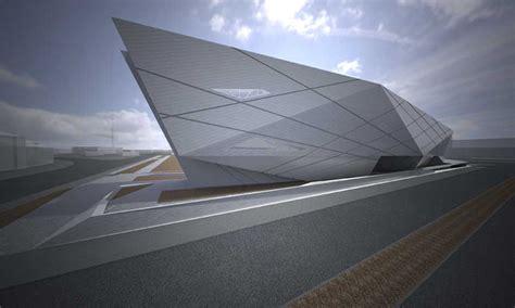 seville university library building  zaha hadid architects  architect