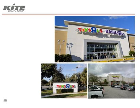 toys r us coral springs kite realty trust form 8 k ex 99 1 exhibit 99