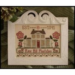 rose hill plantation house little house needleworks rose hill plantation broderie passion