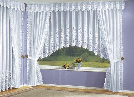 querbehang wohnzimmer gardinen garnitur gardinen bader