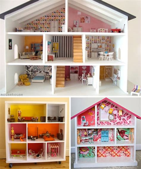Dollhouse Decorating by How To Diy Dollhouse Bookcase