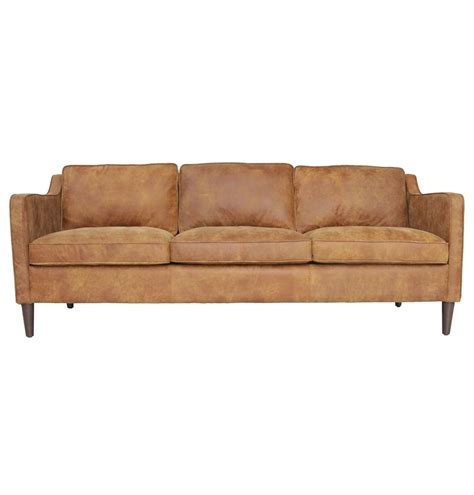 3 seater leather sofa the matt blatt norse 3 seater sofa leather matt blatt