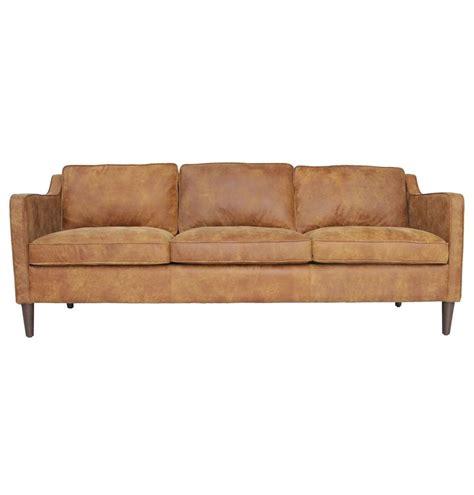 leather 3 seater sofa the matt blatt norse 3 seater sofa leather matt blatt