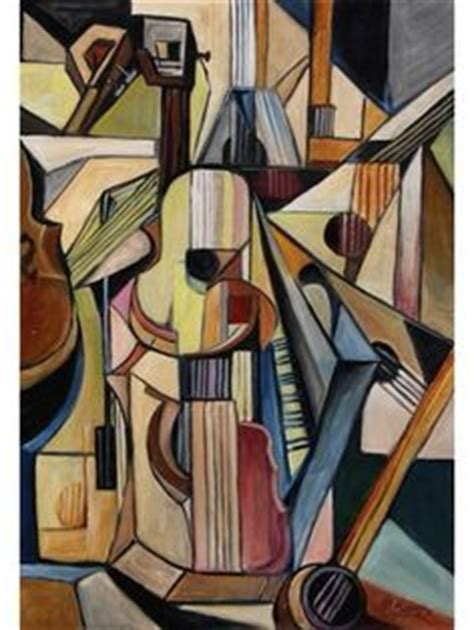 picasso paintings musical instruments 1000 images about cubism on georges braque