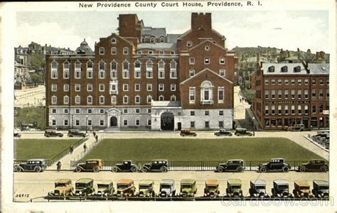 providence court house new providence county court house postcard