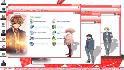 theme windows 7 kyoukai no kanata theme window your anime theme windows source