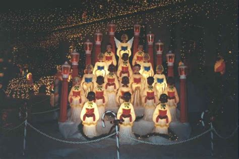 christmas decorations by general foam plastics corp