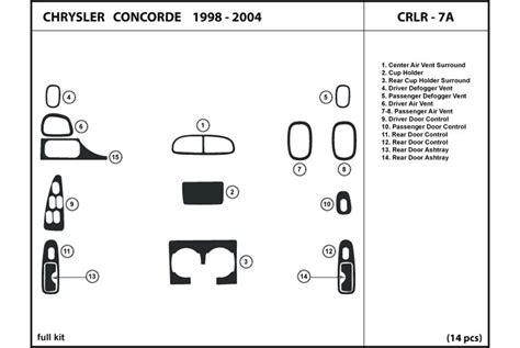 chrysler concorde kit 2003 chrysler concorde dash kits custom 2003 chrysler