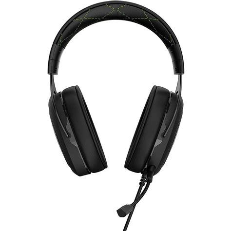 Headset Corsair Hs50 corsair hs50 stereo gaming headset gr 252 n headsets kabelgebunden mindfactory de hardware