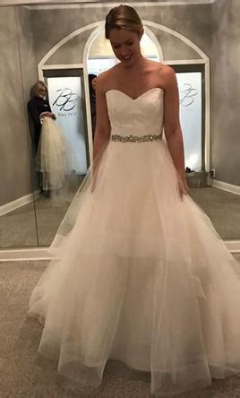 Inez Blush On By Lynette Shopz search used wedding dresses preowned wedding gowns for sale