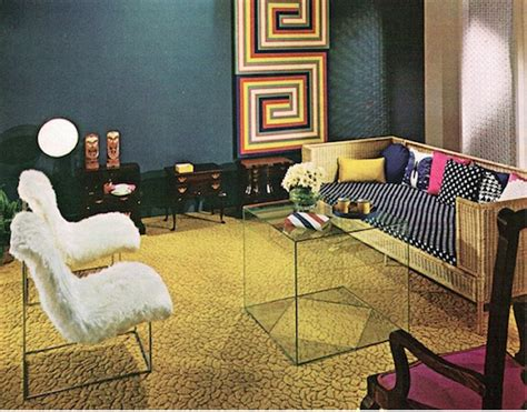 1970s home interiors back when interior design had it going on 1970s retro decor that 70s home messy nessy chic