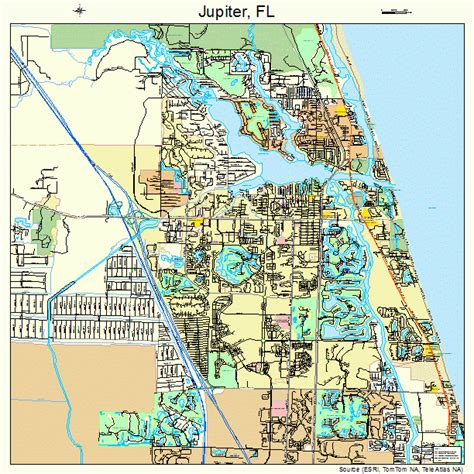 jupiter florida map jupiter florida map 1235875