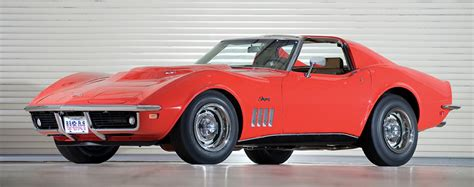 1968 chevrolet corvette stingray l88 coupe supercars