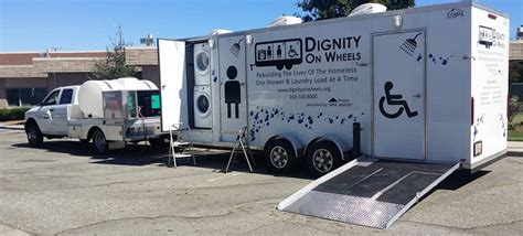 sunnyvale welcomes mobile showers for the homeless san