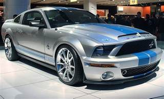 Ford Shelby Cobra Shelby Mustang