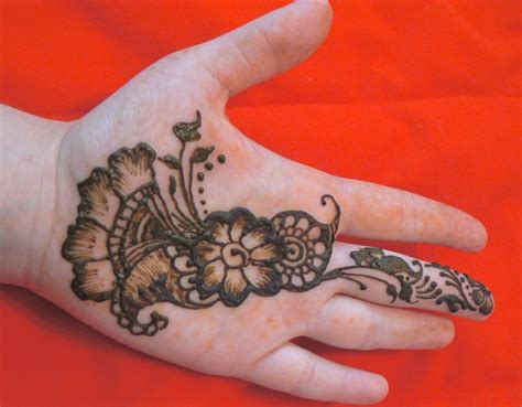 henna design small henna designs for hand feet arabic beginners kids men