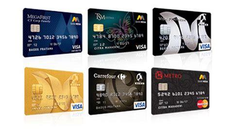 Mega Bank Sbmtpn Saintek 2017 akses informasi kartu kredit bank mega kini bisa via aplikasi bisnis tempo co