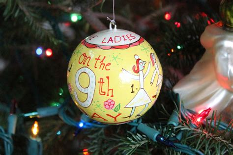 12 days of ornaments target family room tessie fay