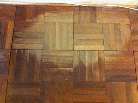 refurbishing parquet floor diynot forums