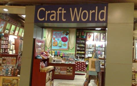 Handcraft Store - craft world sm megamall ortigas