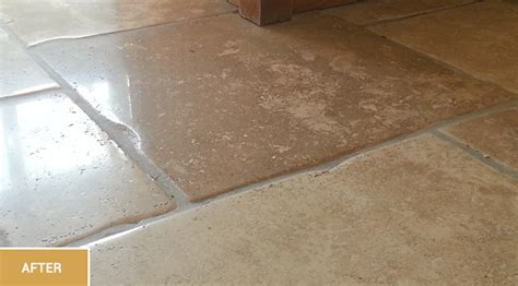Natural Stone Floor Tile & Grout Cleaning Ireland