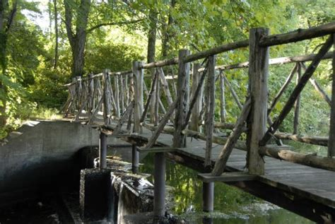 wooden bridge designs landscape carpentry