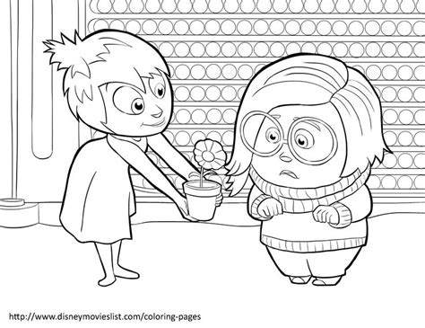 inside out feelings coloring pages 1182 best images about colouring pages on pinterest