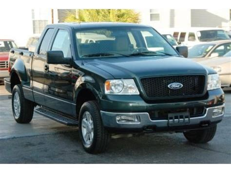 2004 ford f150 specs 2004 ford f150 xlt supercab 4x4 data info and specs