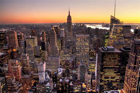 best nyc top of the rock la plus vue de new york