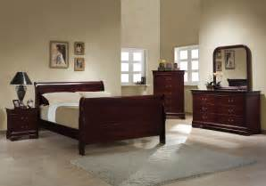 louis philippe bedroom furniture coaster louis philippe bedroom set cherry