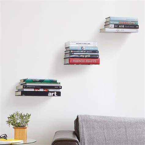 1000 ideas about invisible bookshelf on