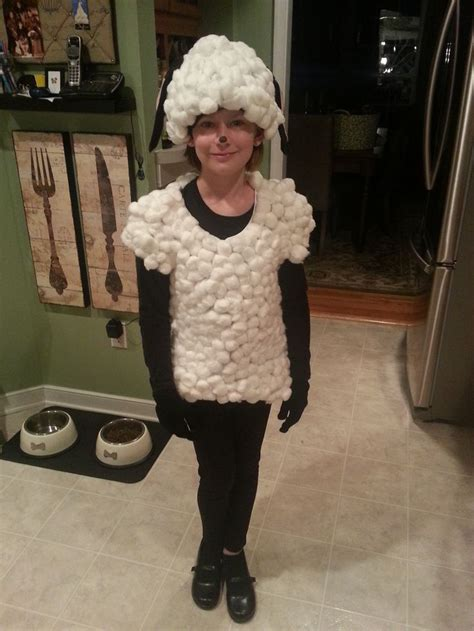 sheep costume sheep costume projects for me sheep costumes sheep and costumes