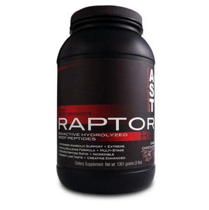 ast raptor suplemen beef protein isolate