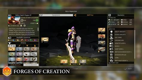 Free Previous Address Search Endless Legend Forges Of Creation Of Mercy