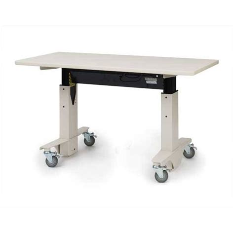 Adjustable Table L Electric Adjustable Work Table Marketlab Inc