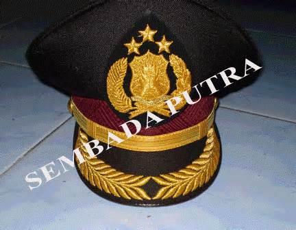 Topi Doreng Topi Al by Topi Dinas Polisi Tni Ad Tn Al Sembada Putra