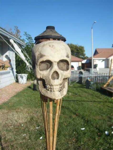 backyard skulls 30 whimsy and bold tropical halloween ideas digsdigs