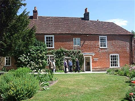 jane austen s house jane austen s house friends of romsey abbey