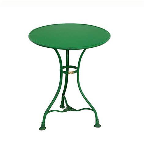 Runder Kleiner Tisch by Runder Garten Tisch 187 Pelage 171 Aus Metall Gartentraum De