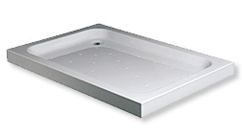 shower tray just trays ultracast rectangle flat top shower tray uk