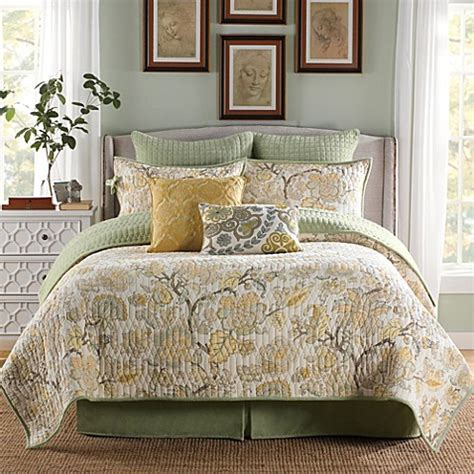 b smith bedding b smith callisto quilt bedbathandbeyond com