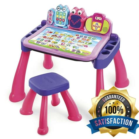 play desk for toddlers educational toys for 2 year olds activity learning desk