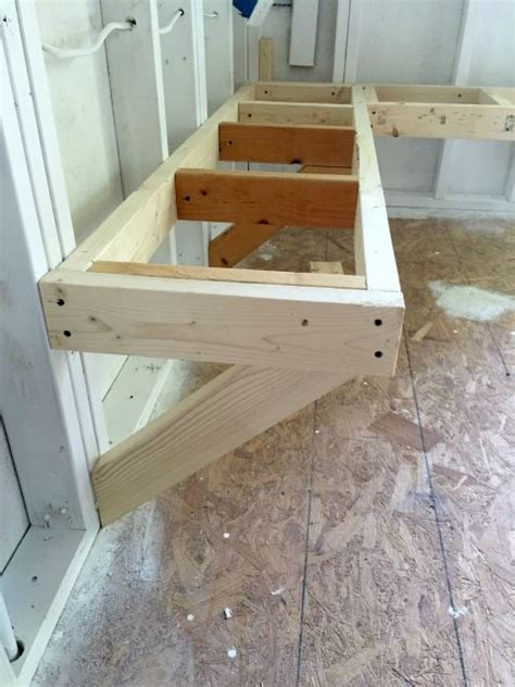 shed bench 25 best ideas about shed shelving on pinterest garage