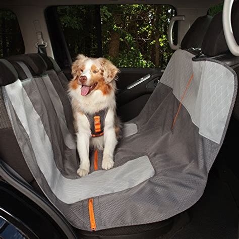 kurgo car seat covers for dogs kurgo waterproof car hammock and seat cover