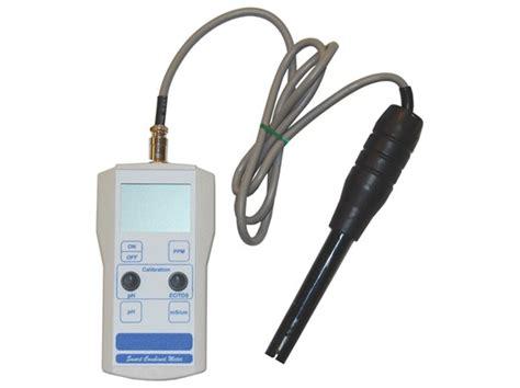Ec Meter Economy Ph Ec Meter Spectrum Technologies