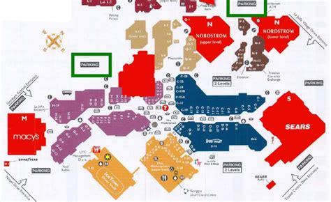 utc map westfield mall san diego map
