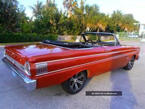 1964 Ford Falcon Convertible 1964 Ford Falcon Futura Convertible