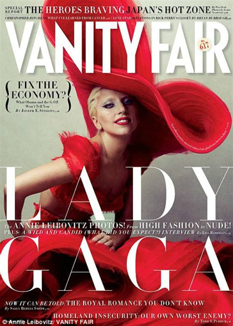 Vanity Covers gaga vanity fair january 2012 cover taken by sprawling photo