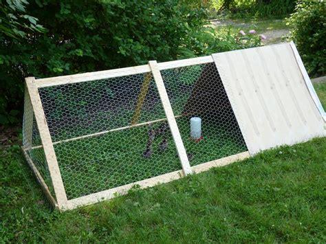 creative modern  frame chicken coop designs